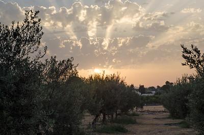 Sicilean sunset