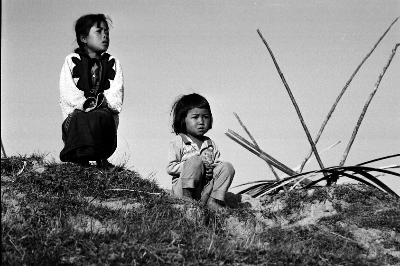 laos -2 girls watching 2