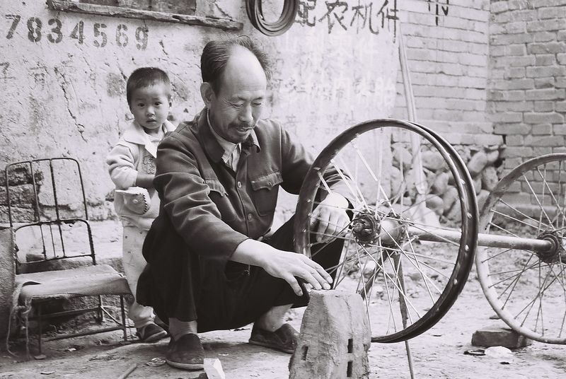 china -bicycle repair man 1