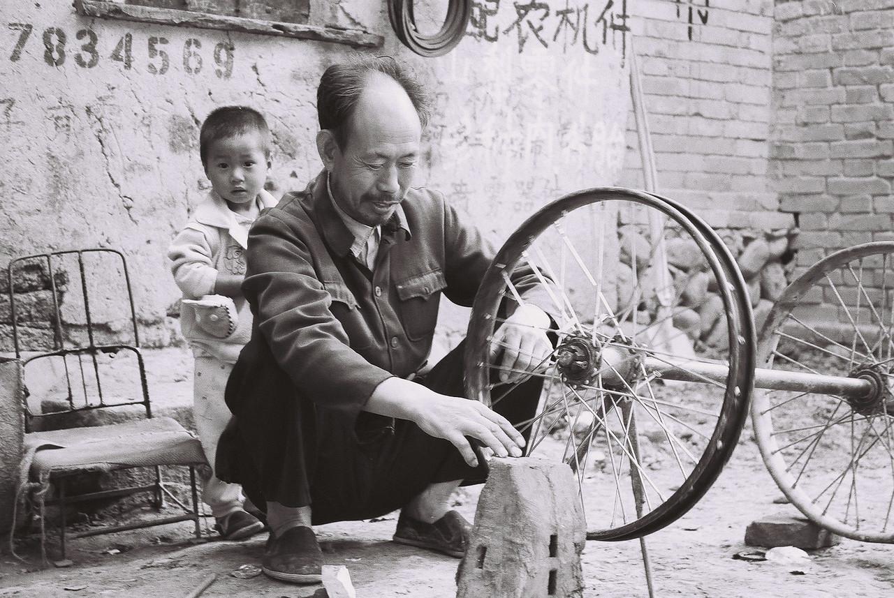 china -bicycle repair man 1