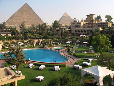 The Oberoi Mena House, Cairo