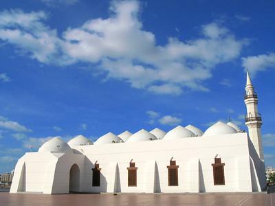 Mosque, Jeddah.