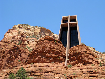 Sedona, AZ church