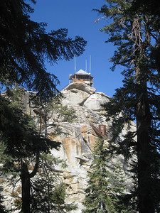 Buck Rock Lookout - Sequoia NP