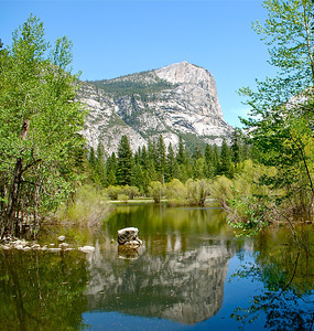 Mirror Lake-Yosemite NP