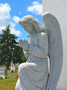 Cemetery Angel