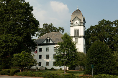 Old courthouse, Fayette County
