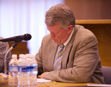 County Commission Chairman Jack Smith