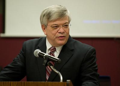 PTC Mayor Don Haddix