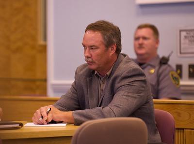County Commissioner Robert Horgan