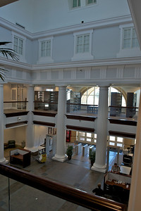 Fayette County Justice Center, interior