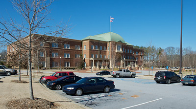 Fayette County Justice Center