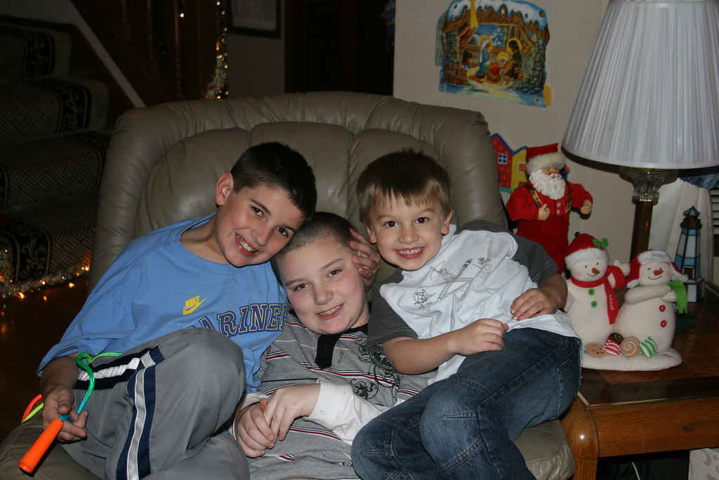 The Nixon Bros - Wes, Alex and Connor - I LOVE THIS PICTURE TOO!