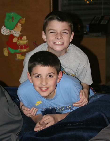 Dynamic Duo - Chase and Wes
