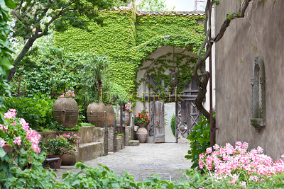 Amalfi Garden, Italy