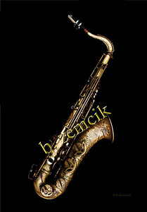 1948 French Saxophone