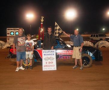 #0 Derek Goshien Super Stock Feature Winner