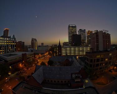 Birmingham Nightfall