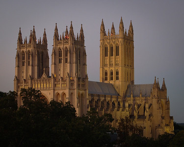 Washington National Cathedral (Places and Things)