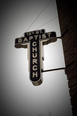 16th Street Baptist (Civil Rights District)
