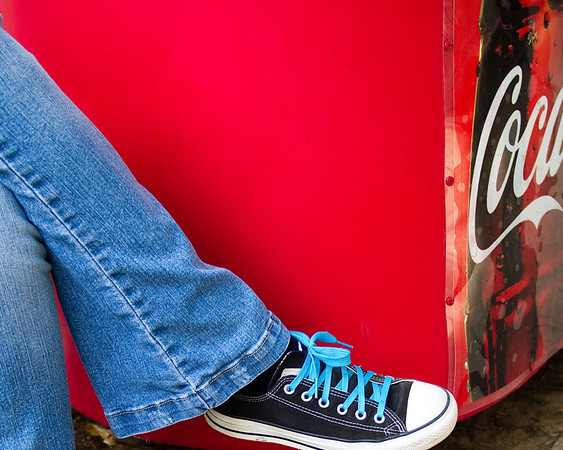 Blue Laces (People)