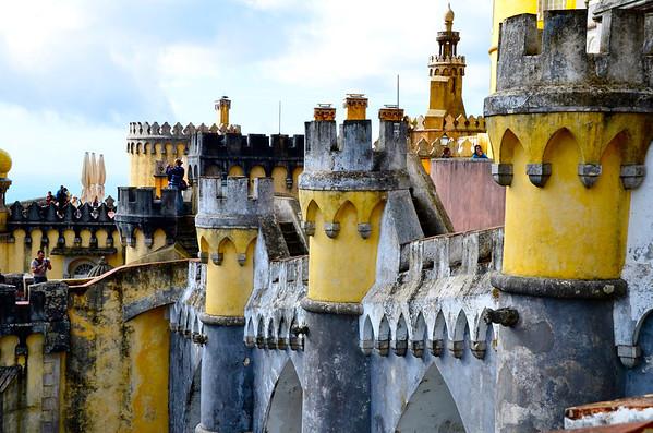 Palace at Sintra, Portugal  Shari Lovell Photography