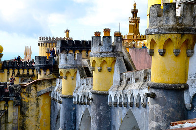 Palace at Sintra, Portugal  Shari Lovell Photography