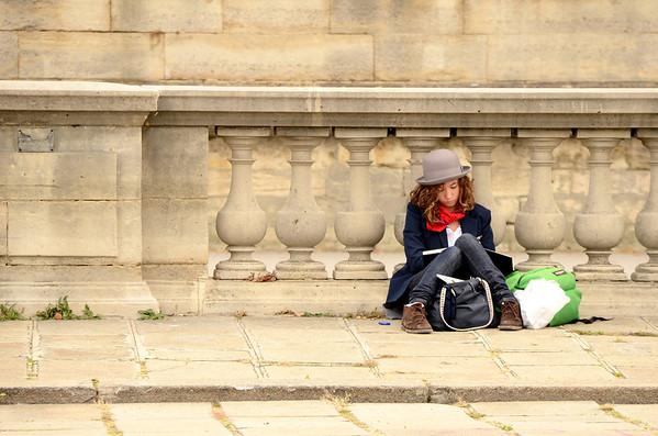 The Notebook - Paris  Shari Lovell Photography