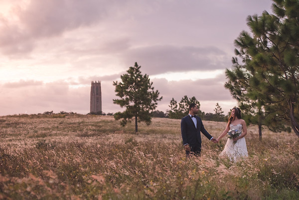 Genesis & Stan | Bok Tower | Lake Wales, Florida