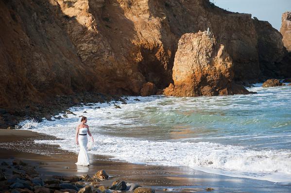 Brynn | Trash-the-Dress | Pacifica, CA
