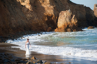 Brynn | Trash-the-Dress | Pacifica, CA