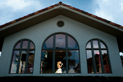 Jules &  Justin | Winter Park Racquet Club | Winter Park, FL