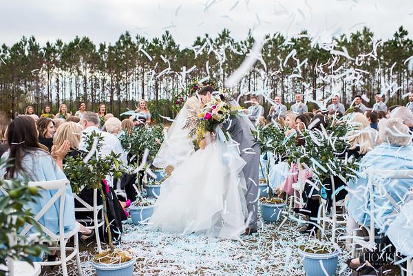Kacie & Patrick | Orange Grove Wedding Clermont, Florida