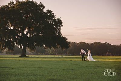 Michelle & Cody | Pre-Wedding Session at their family ranch  | Webster, FL