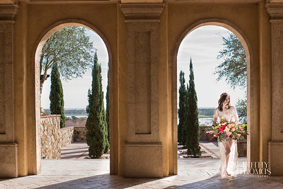 Girl with a Serious Dream   Solutions Bridal   Bella Collina   Monteverde, FL