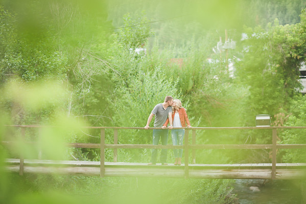 Brooke & Luke Engaged | Deadwood, South Dakota