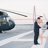 Christine + Jeremy | USS Yorktown | Mt Pleasant, SC