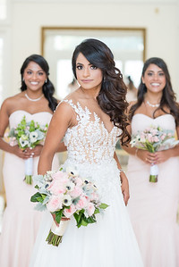 Ayesha in Zuhair Murad Bridal Gown