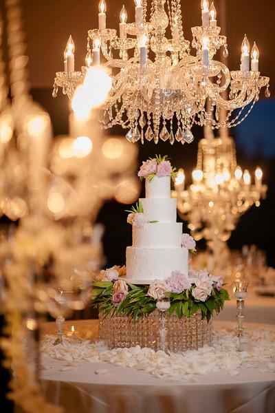 Lake Nona Country Club | Wedding Cake