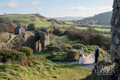 Jen & Ken | Dunasame Castle | Ireland
