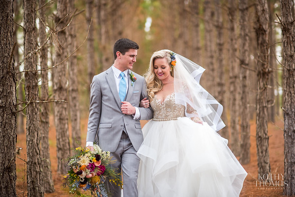 Kacie & Patrick | Orange Grove Wedding | Clermont Florida