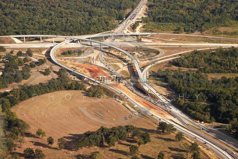 US 65 and US 60 Springfield, Missouri