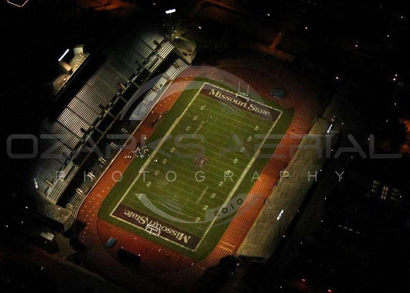 Missouri State University Football Field
