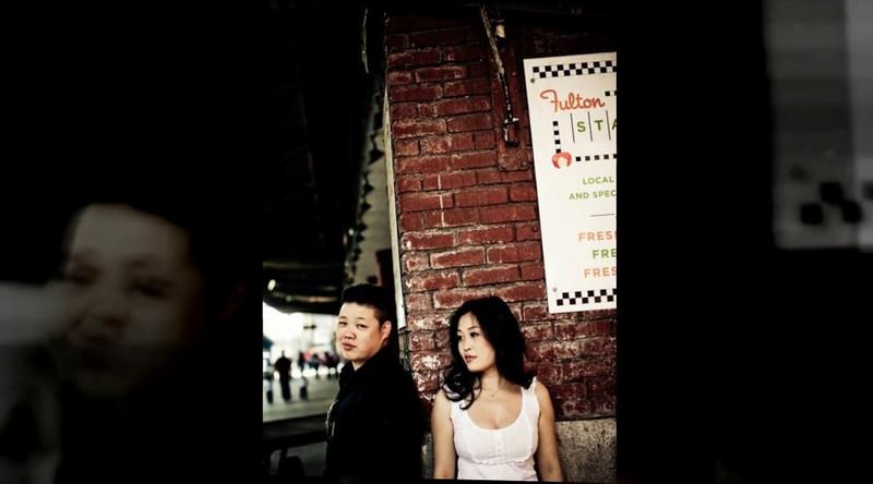 Serena & Erik Engagement Shoot, South Street Seaport - NYC