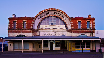 Arcadia Theatre, Waimate