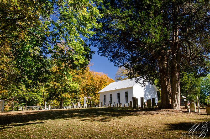 Historic 1883 Union Church