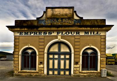 Empress Flour Mill, Waimate