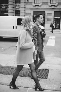 Ellete + Nate | Expecting | NYC