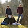 at Katherine Rose Park - the Baldwin Family