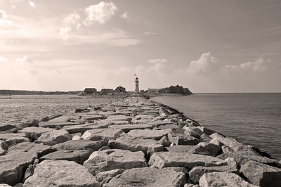 Scituate Light in Scituate, Massachusetts